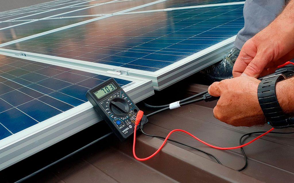 Paneles solares que necesita mi casa